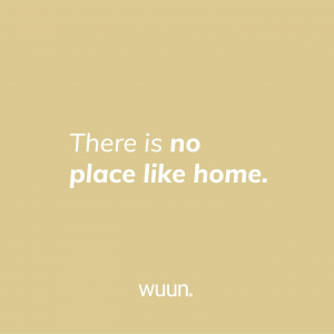"""""""There is no place like home"""""""