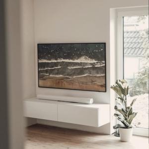 Einer unserer Klassiker - Tv - Board Somero in weiß- matt 💫