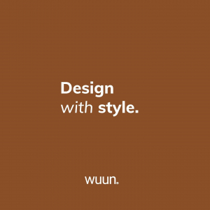 Wuun - Design with Style 💯